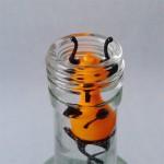 Flaschenteufel im Flaschenhals